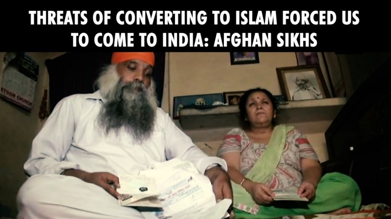 Threats of converting to Islam forced us to come to India: Afghan Sikhs