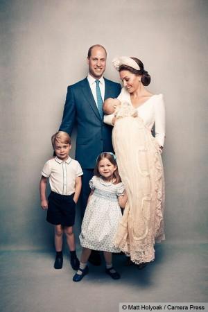 Kate Middleton, Prince William, Prince George, Princess Charlotte and Prince Louis