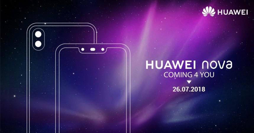 Huawei Nova 3 series coming to India