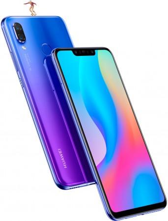 Huawei Nova 3 as seen on the official website
