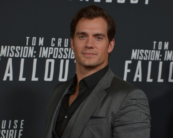Henry Cavill, Mission Impossible, Superman