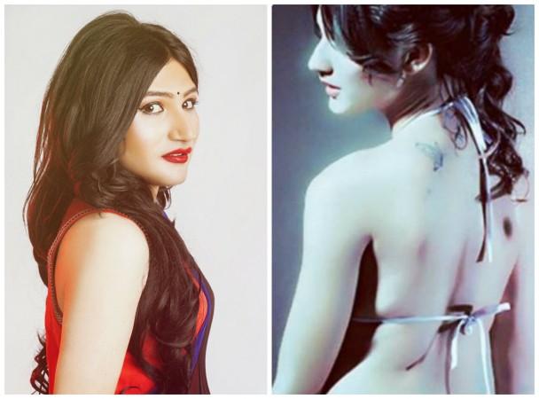 Mahika Sharma goes bold on Instagram