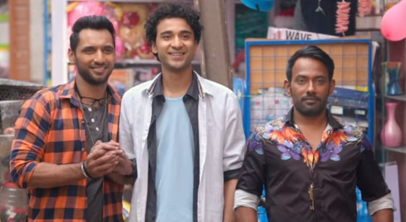 Raghav Juyal, Punit Pathak, Dharmesh Yelande in Nawabzaade