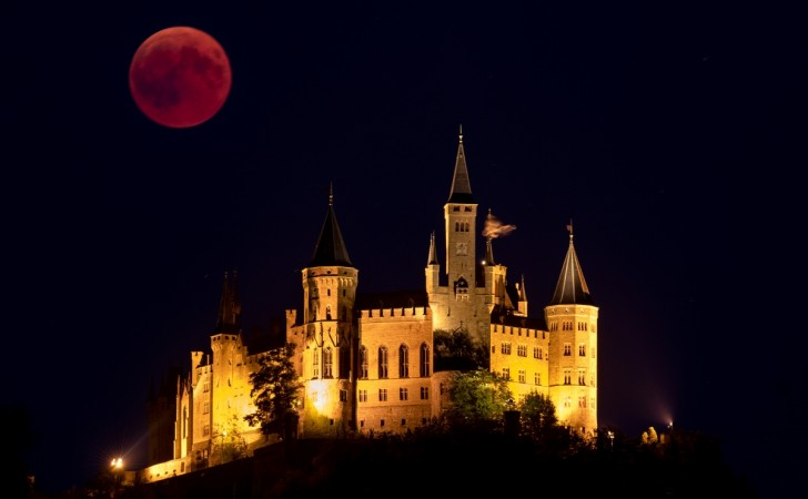 blood moon eclipse germany - photo #33
