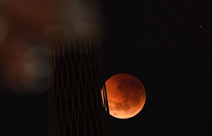 blood moon july 27
