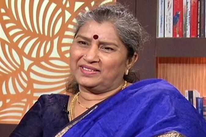 Telugu actress Annapurna