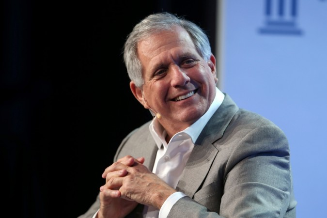 Leslie Moonves, Chairman and CEO, CBS Corporation