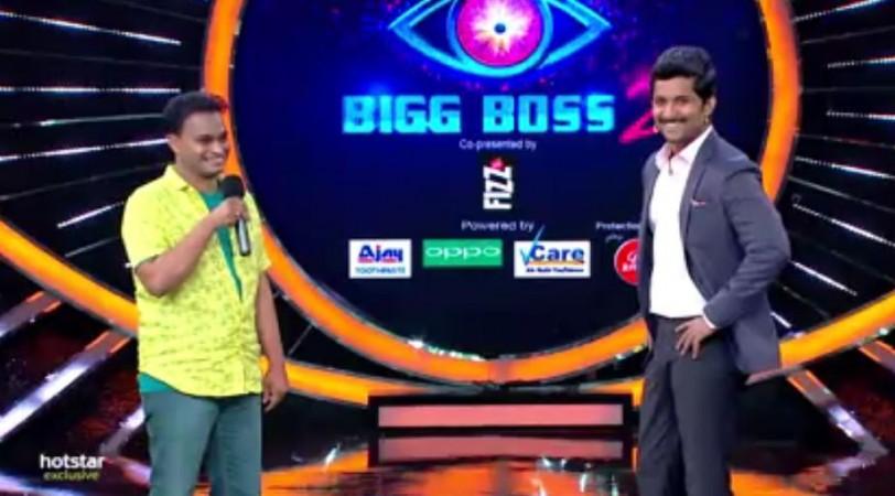 Nuthun Naidu enters Bigg Boss Telugu 2 as wildcard