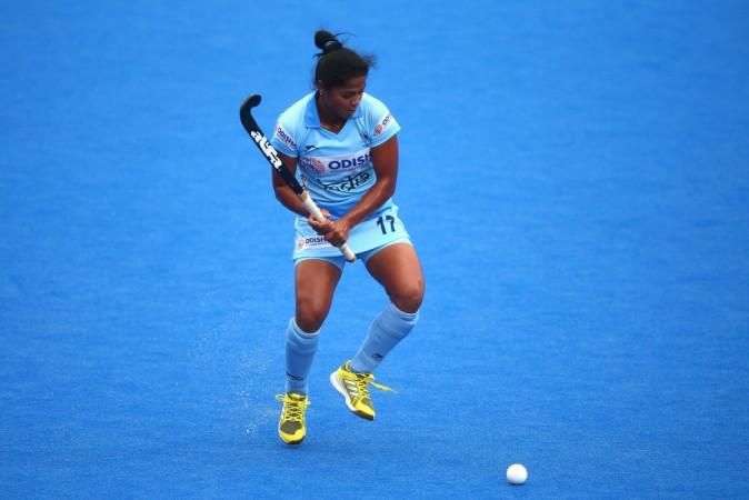 Deepika India women's hockey team