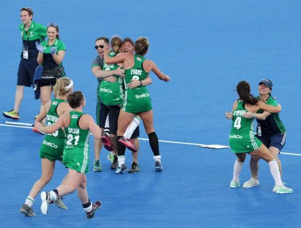 Ireland hockey team
