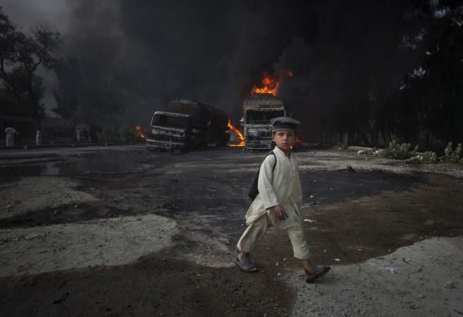 Pakistan school blast
