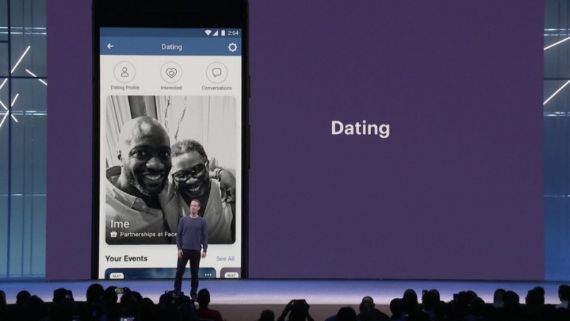Mark Zukerberg announces Facebook Dating