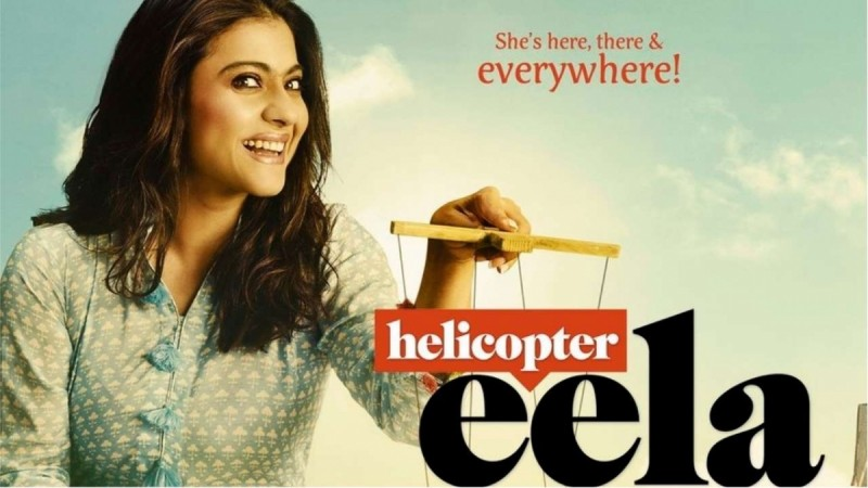 Helicopter Eela trailer: Kajol returns to the screen as an endearing