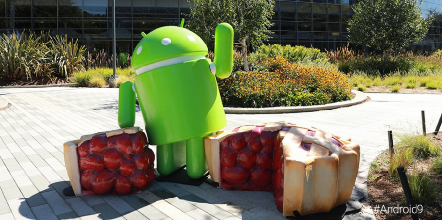 Google, Android 9, Android Piece, Google Pioc
