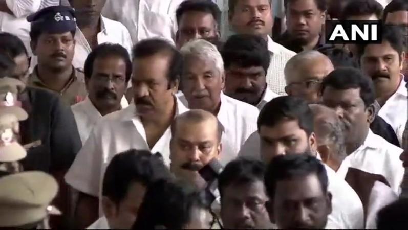 Former Kerala CM Oommen Chandy