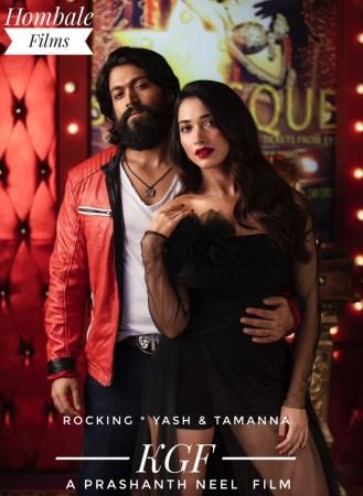 Tamannah Bhatia looks oomph alongside Yash in upcoming