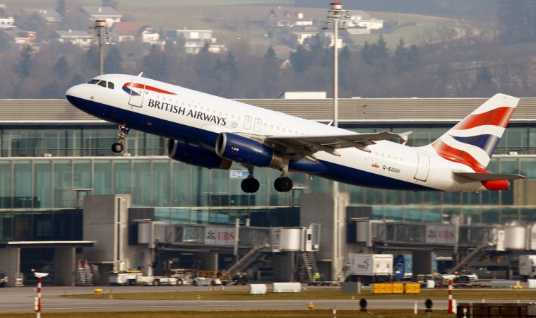 Image result for British Airways offloaded Indian Couple as their toddler keeps crying
