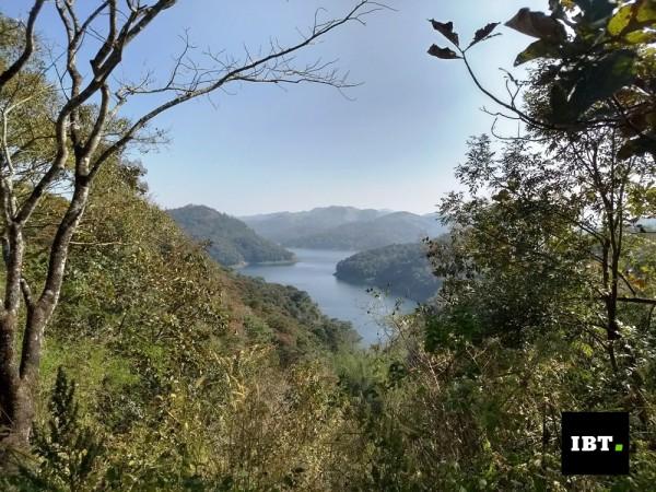 Idukki dam reservoir