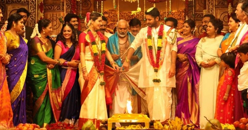 Srinivasa Kalyanam Full Movie Leaked On Torrents Free Download To
