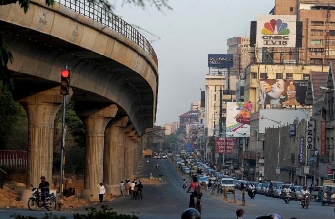 Namma Metro in Bangalore