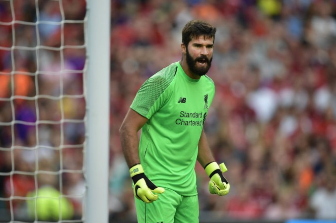 Cried After Liverpool Move Was Finalised, Says Alisson