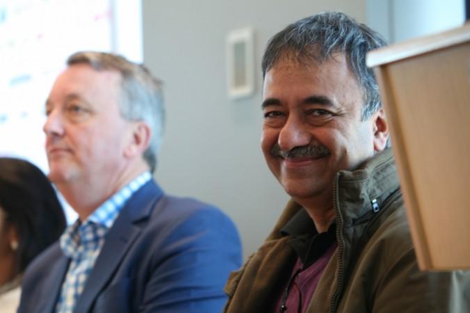 Rajkumar Hirani at IFFM