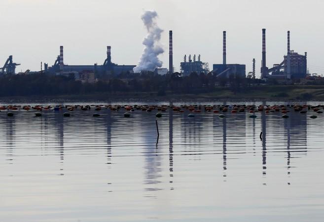 steel plant italy