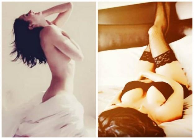 Mahika Sharma goes topless on Danny D's birthday