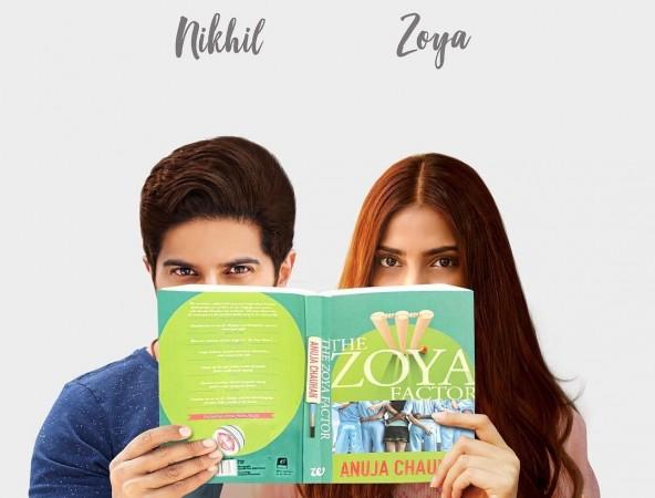 Dulquer Salmaan, Sonam Kapoor, The Zoya Factor