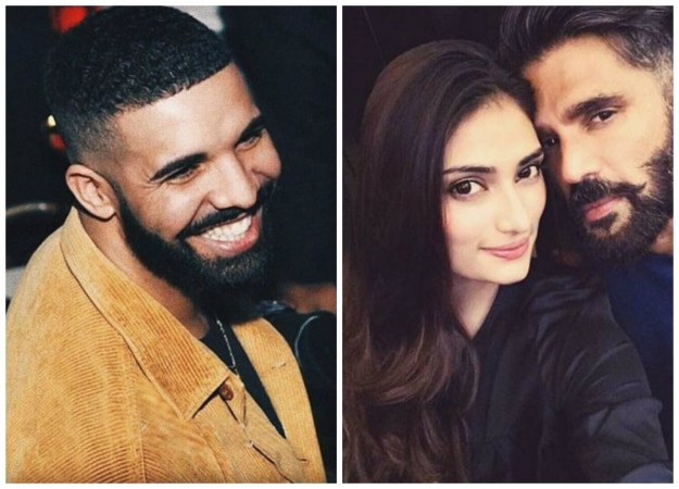 How does Athiya Shetty know Drake? ask fans