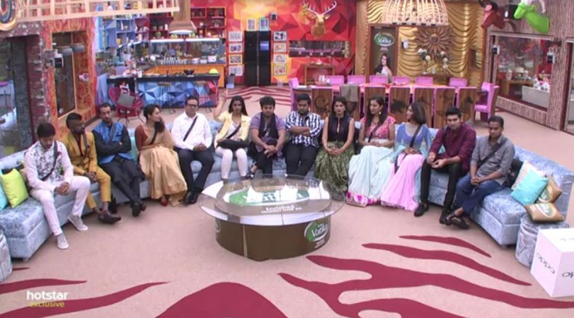 Bigg Boss Telugu 2 housemates in week 9