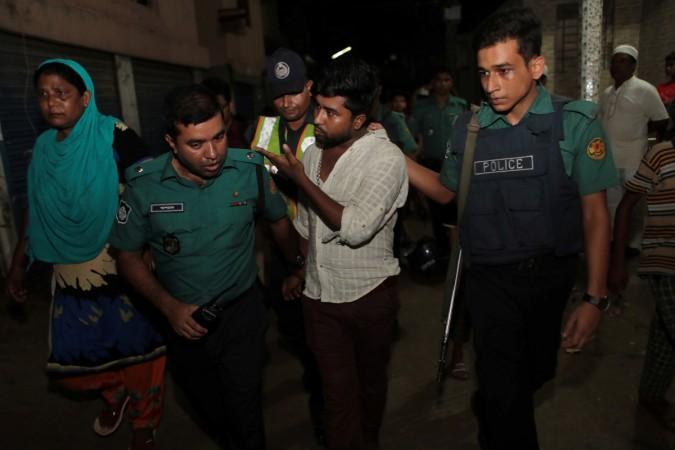 Bangladesh drug war