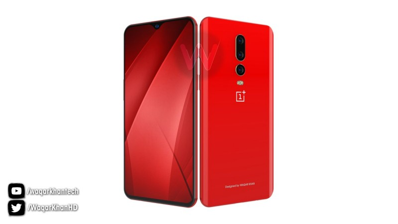 Oneplus confirms major feature in oneplus 6t tempting even oneplus 6 oneplus 6t renders by waqar khan reheart Image collections