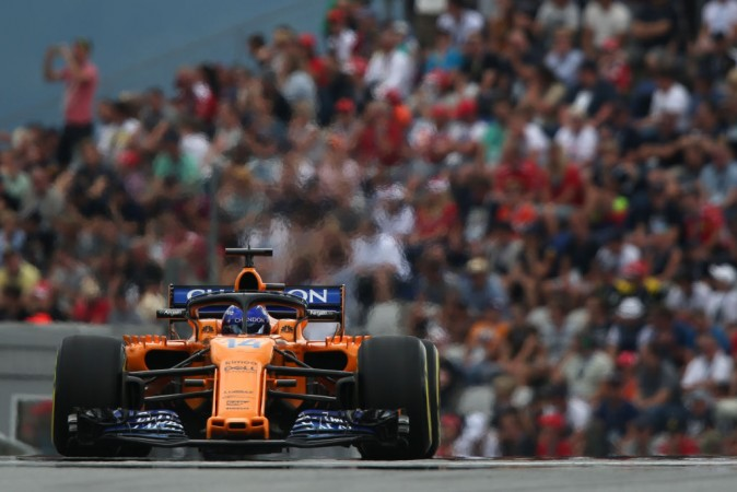 Fernando Alonso, Formula 1