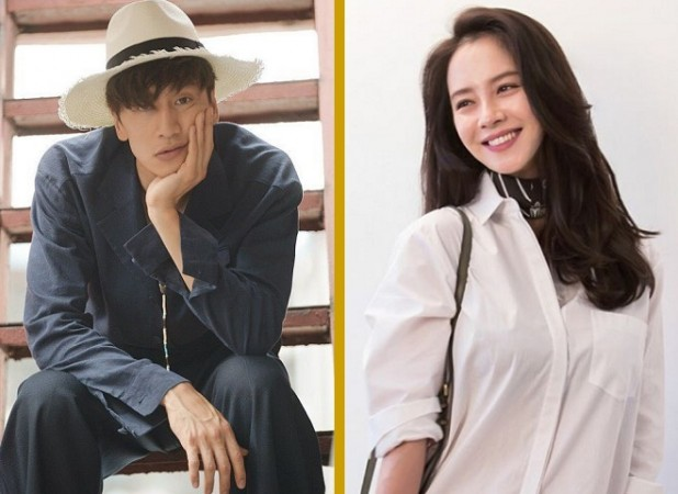 Lee Kwang-soo is filming a new movie with Shin Ha-kyun while