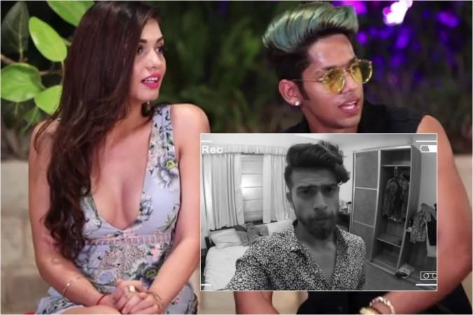 MTV Splitsvilla 11: Divya Agarwal-Baseer Ali meet