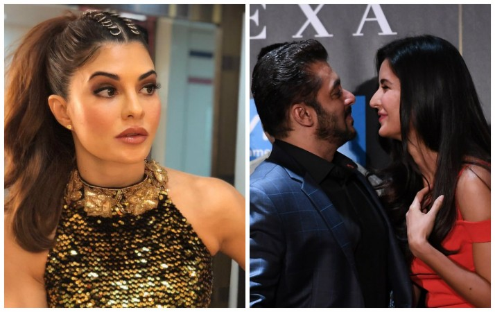 Is Jacqueline Fernandez upset with Salman Khan due to Katrina Kaif