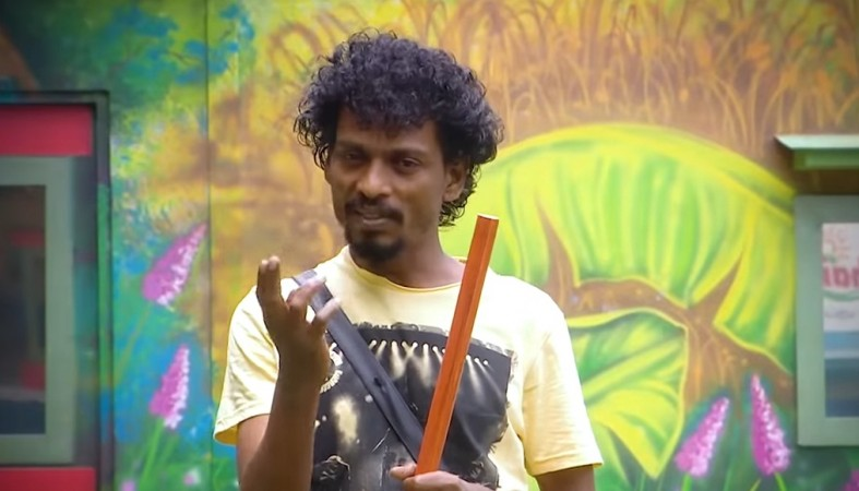 Image result for sendrayan eliminated this week ?