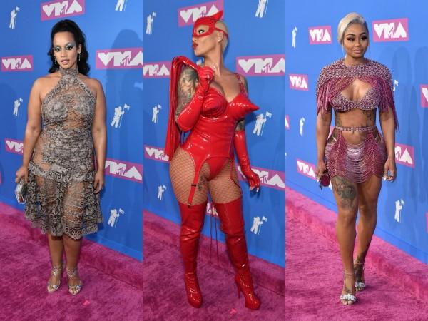 MTV VMAs 2018 red carpet