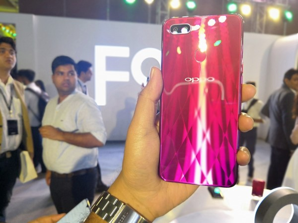 Oppo F9 Pro review