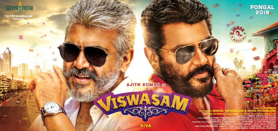 Image result for ajith and siruthai siva in viswasam