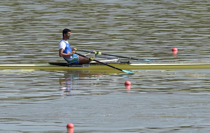 Rowing - Asian Games Sawarn Singh