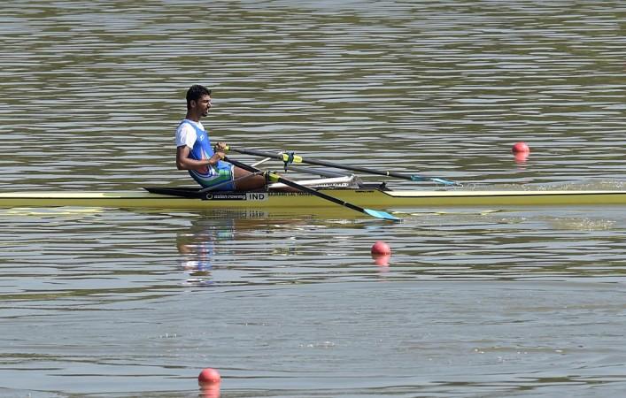 Rowing - Asian Games Sawarn Singh
