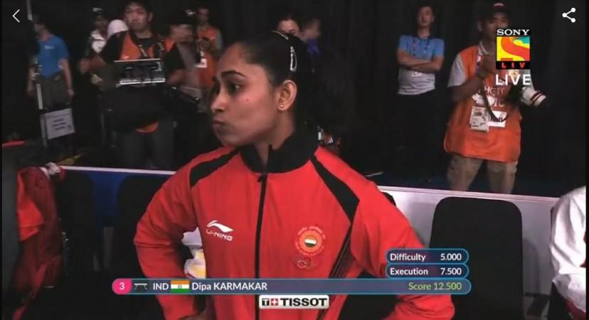 Gymnastics Women's Balance Beam final