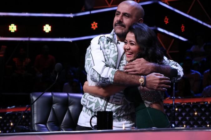 Indian Idol 10 Raksha Bandhan special: Neha Kakkar ties Rakhi to Vishal Dadlani