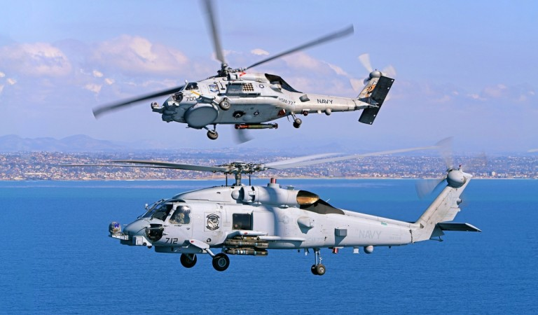 US Sikorsky MH-60R SEAHAWK