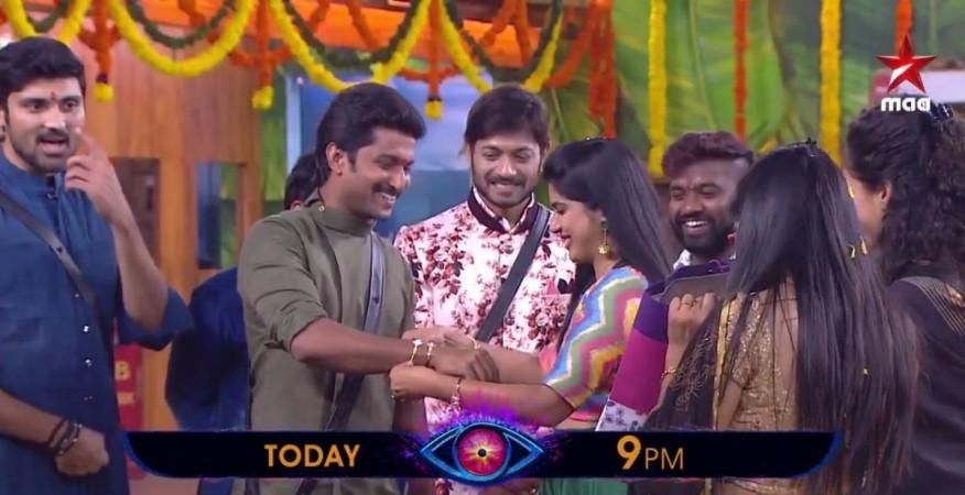 Nani in Bigg Boss Telugu 2