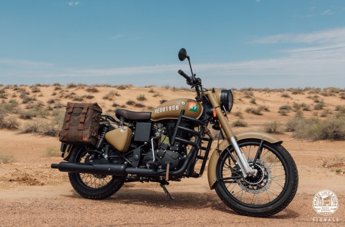 Royal Enfield Classic Signals 350