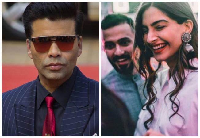 Sonam Kapoor seeks marriage advice from Karan Johar