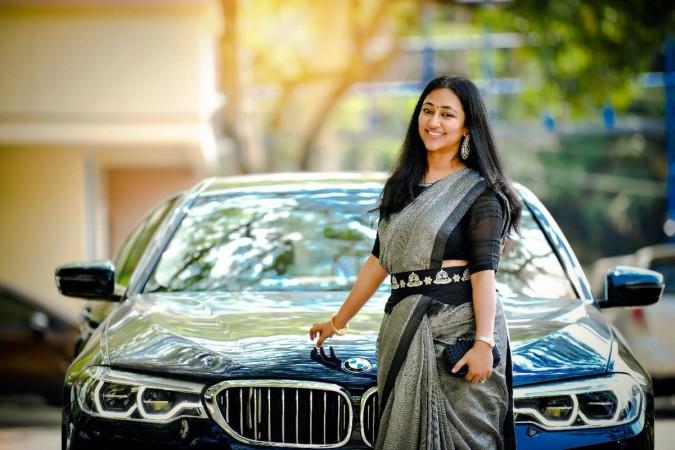 Vijayalakshmi Darshan